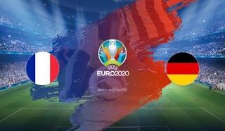 外围推荐 欧洲杯:德国vs法国,首轮即大战